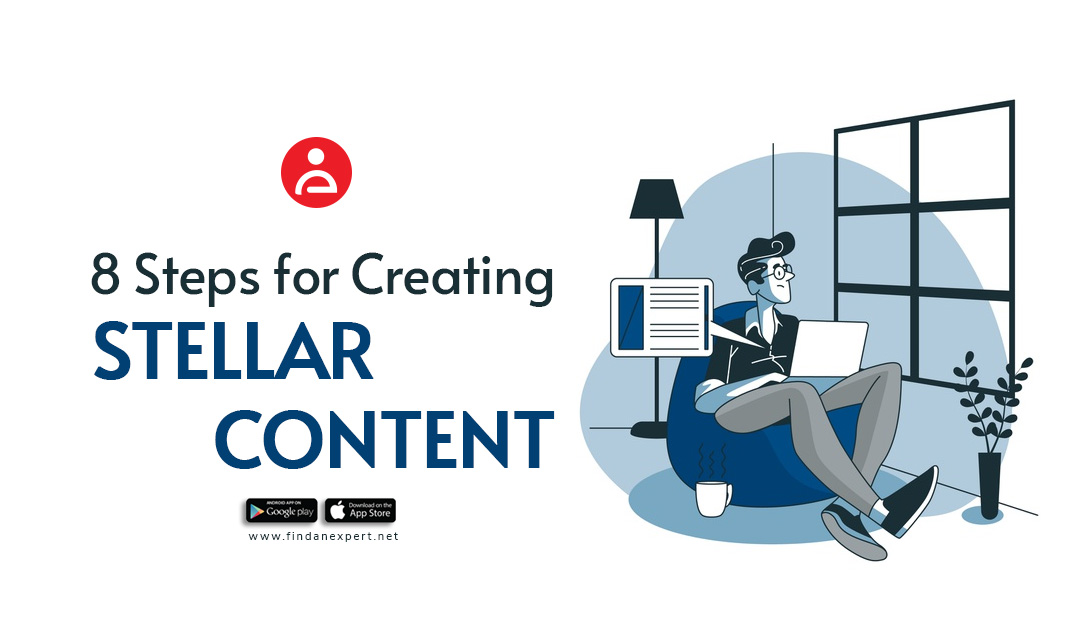 8 Steps for Creating Stellar Content