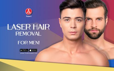 Everything You Need to Know About Men's Laser Hair Removal