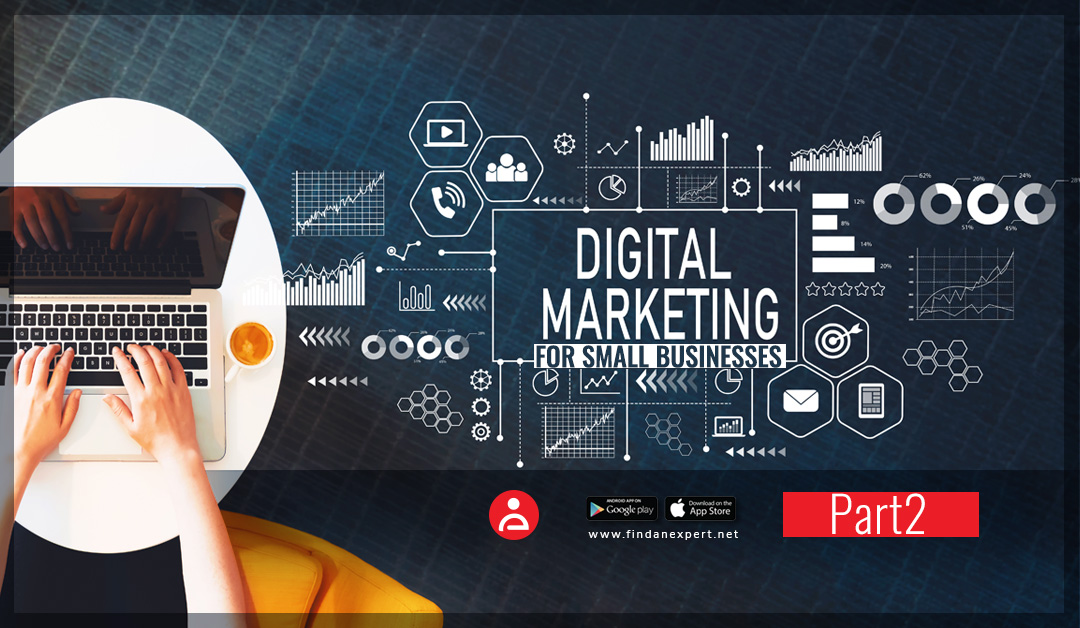 Digital Marketing for Small Businesses (Part 2)