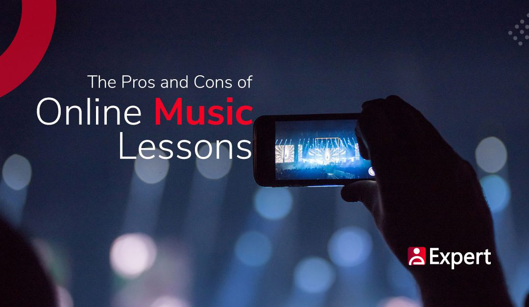 The Pros and Cons of Online Music Lessons