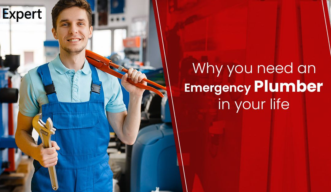 Why You Need an Emergency Plumber in Your Life