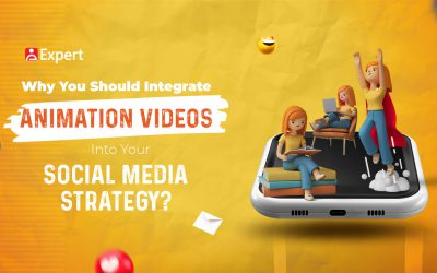 Why You Should Integrate Animation Videos Into Your Social Media Strategy?